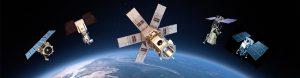 WorldView Satellite Constellation
