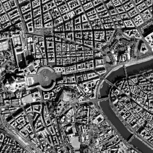 Rome | Italy | WorldView-1 | 15 February 2008