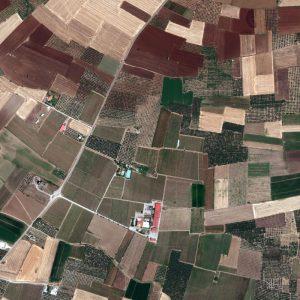 Megaplatanos | Greece | WorldView-2 | 20 July 2012