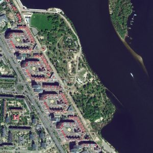 Kiev | Ukraine | WorldView-2 | 6 May 2015