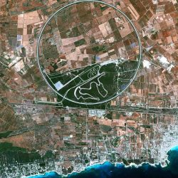 Porsche Ring | Italy | GeoEye-1 | 18 August 2017