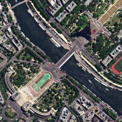 Paris   France   WorldView-3   10 June 2017