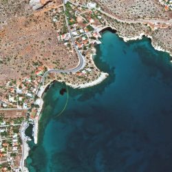 Oil Spill on Salamis | Greece | GeoEye-1 | 13 September 2017