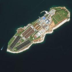 Psyttaleia Island | Greece | GeoEye-1 | 13 September 2017