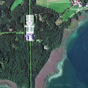 Herrenchiemsee | Germany | WorldView-3 | 14 August 2017