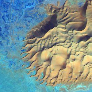 Desert | Algeria | QuickBird | 5 March 2010 | © DigitalGlobe - Supplied by European Space Imaging