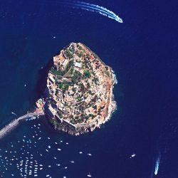Ischia | Italy | WorldView-4 | 17 August 2017