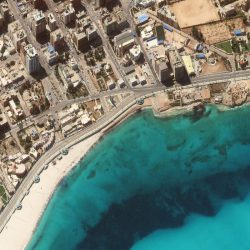 Marsa Matruh | Egypt | WorldView-4 | 4 April 2017