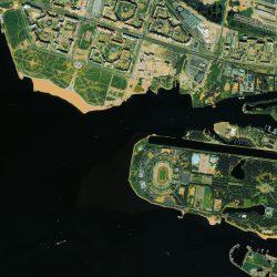St Petersburg | Russia | IKONOS
