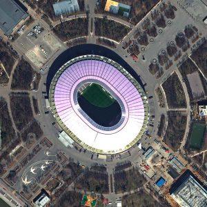 Luzhniki Stadium, Moscow | WorldView-3 | © European Space Imaging