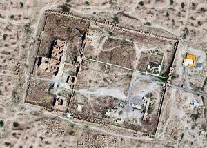 April 2015   Hatra   WorldView-2