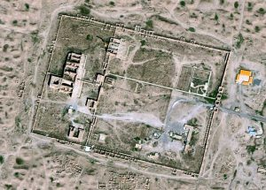 March 2015 | Hatra | WorldView-3