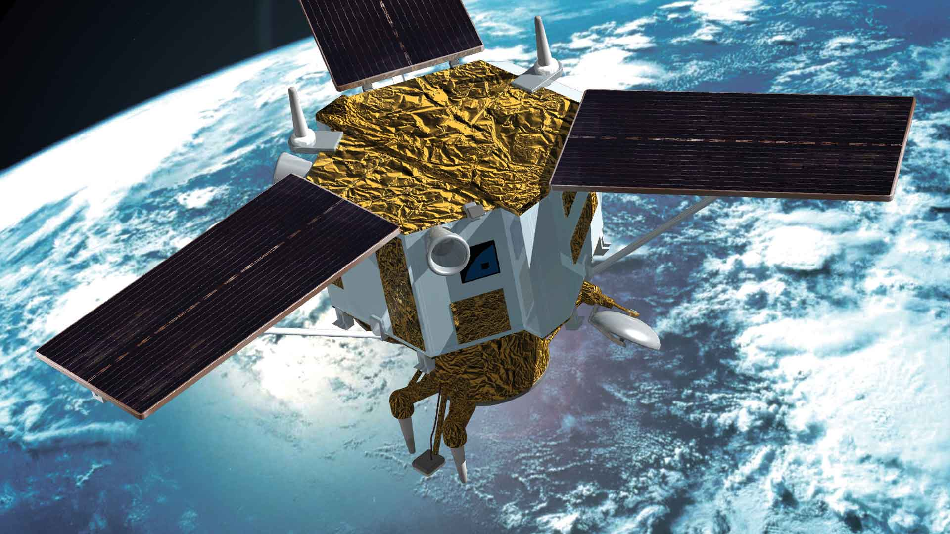 European Space Imaging | IKONOS Decommissioned