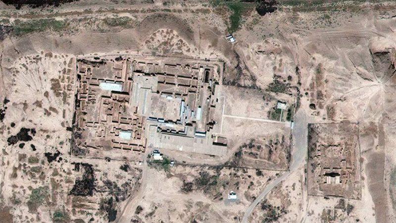 July 2011 | Nimrud | GeoEye-1