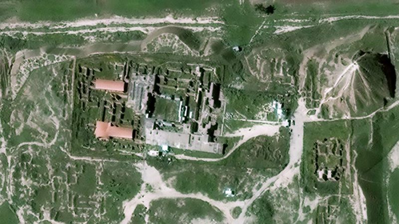 1 April 2015 | Nimrud | WorldView-2