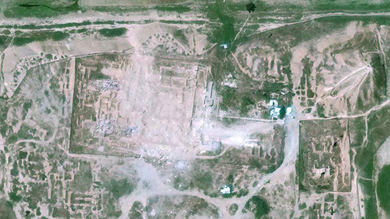 20 April 2015 | Nimrud | WorldView-2