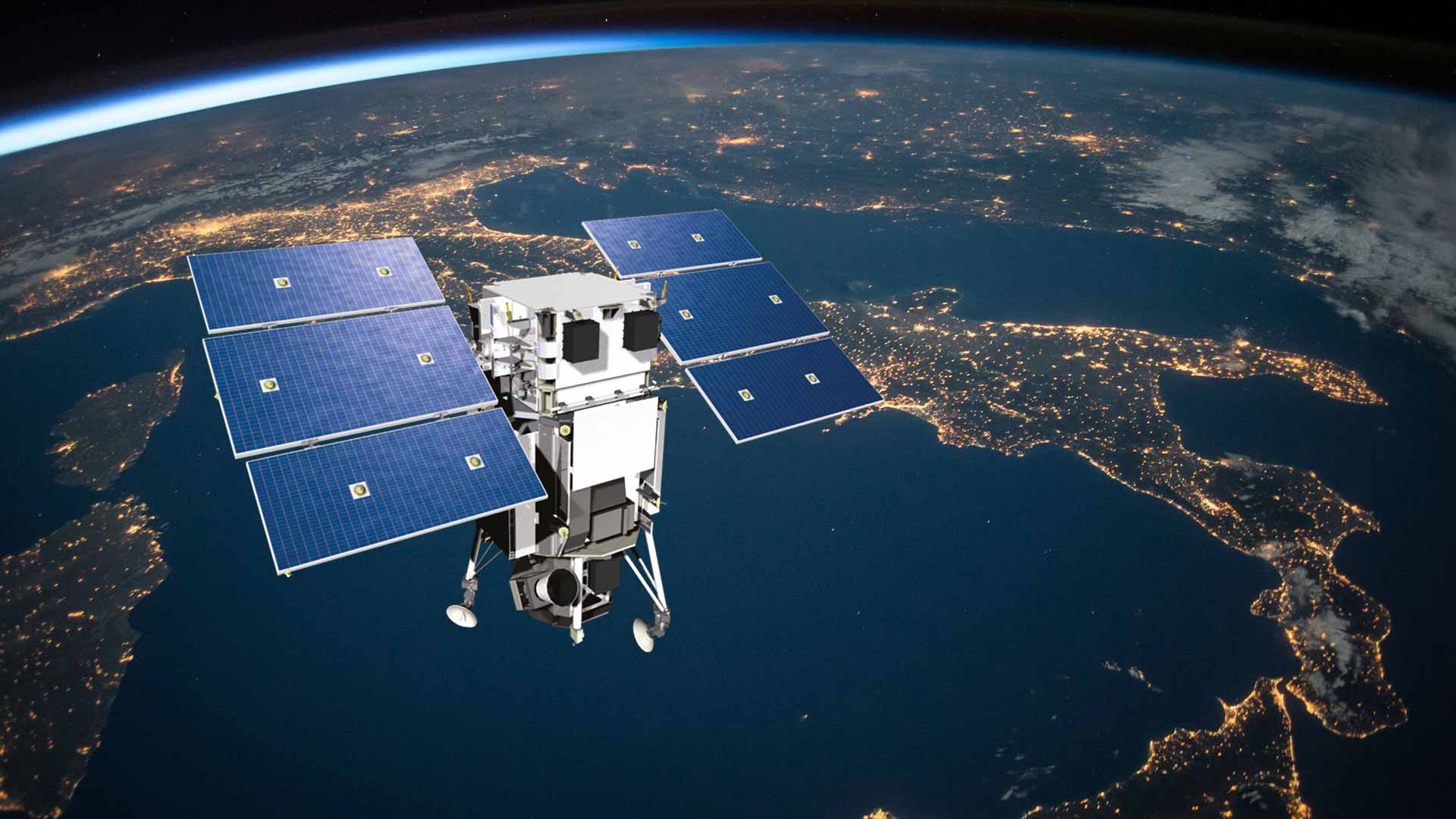 WorldView-1 Successfully Changes Orbit | European Space ...