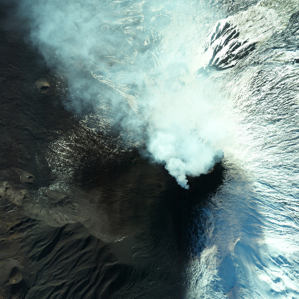 Mount Etna | Italy | WorldView-2