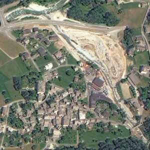 6 June 2015   Bondo before the landslide   WorldView-3