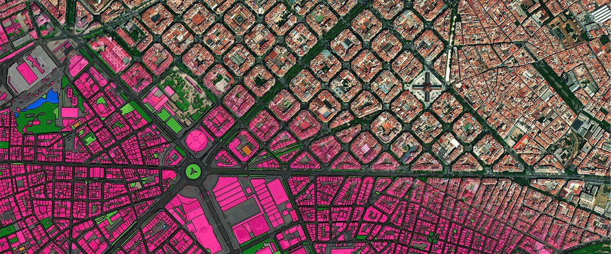 Barcelona Layers gradient