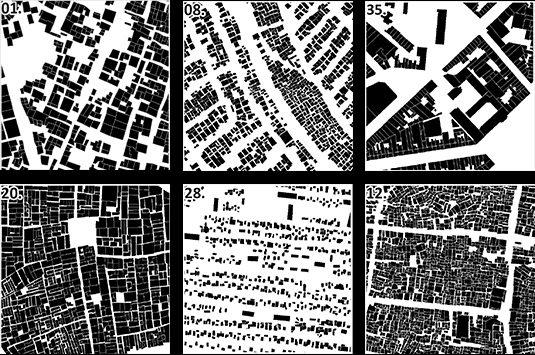 City Morphology graphic