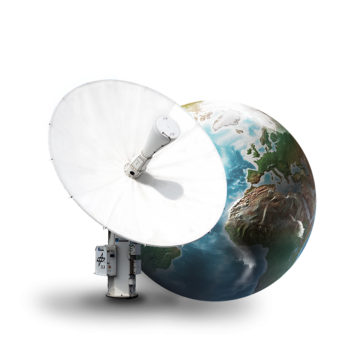 Earth Antenna Trans