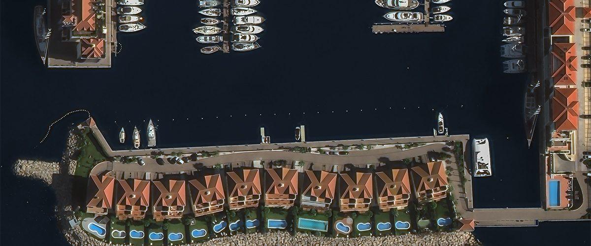 Gibraltar 15HD marina