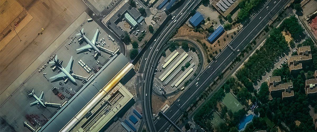 Madrid Airport 30cm