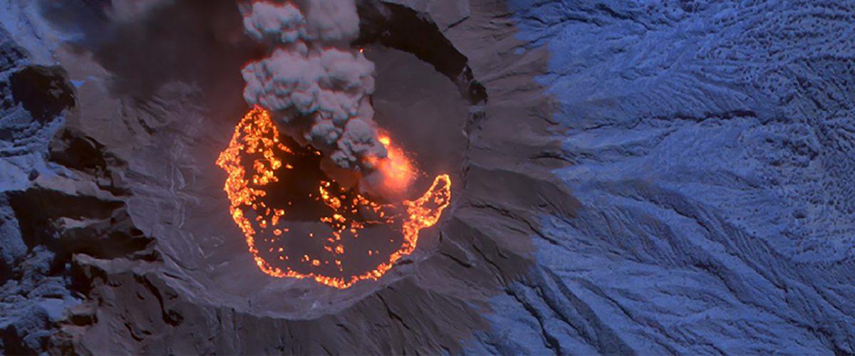 volcano swir